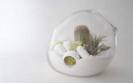 Декоративный песок для цветов